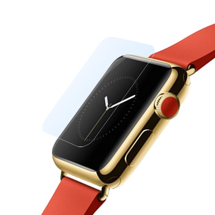 Apple Watch 38MM 智慧型藍芽手錶防爆鋼化玻璃貼