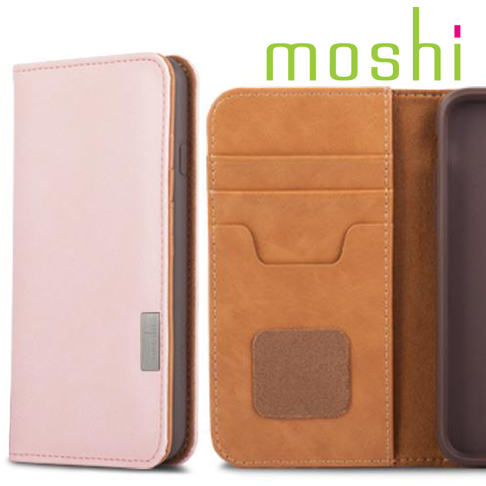 Moshi Overture for iPhone 7 側開卡夾型保護套