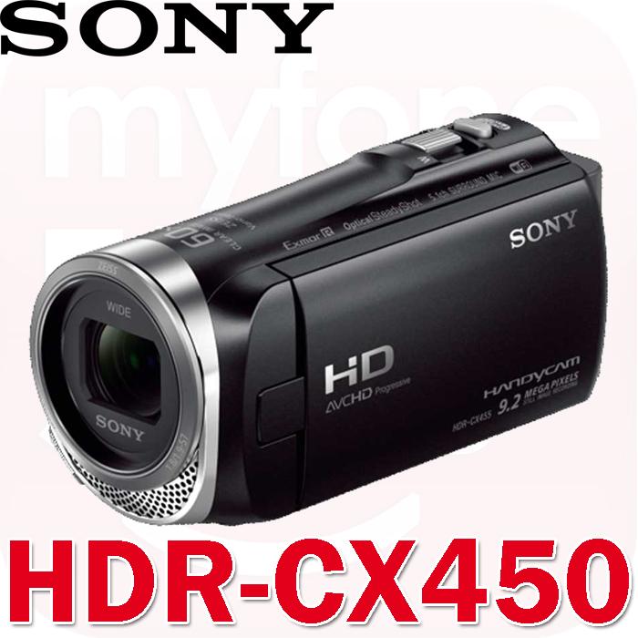 SONY HDR-CX450數位攝影機(公司貨)內附原廠專用攝影包!光學防手震!