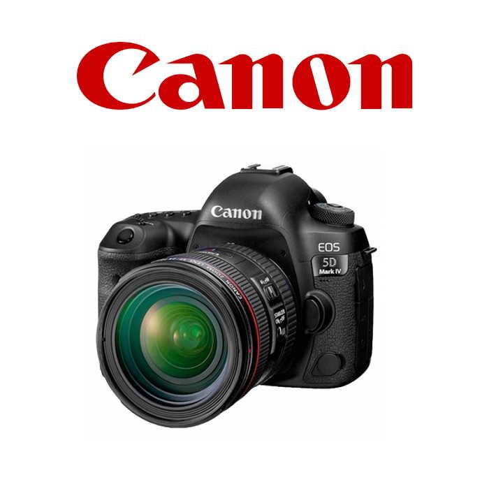 Cano EOS 5D Mark IV +24-105mm f/4L II IS / 5D4+24-105MM II 單鏡組(公司貨)