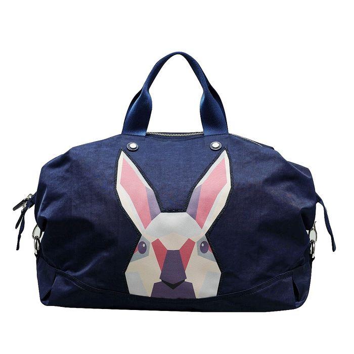Khieng Atelier Diamond Rabbit鑽石兔休閒大包