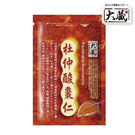 【大藏Okura】杜仲酸棗仁茶(25包/袋)