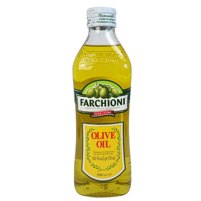 FARCHIONI 法奇歐尼 純橄欖油 PURE 500 ML