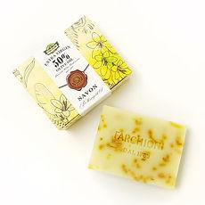 ~法奇歐尼~金盞花橄欖油 皂 110g ^~1入