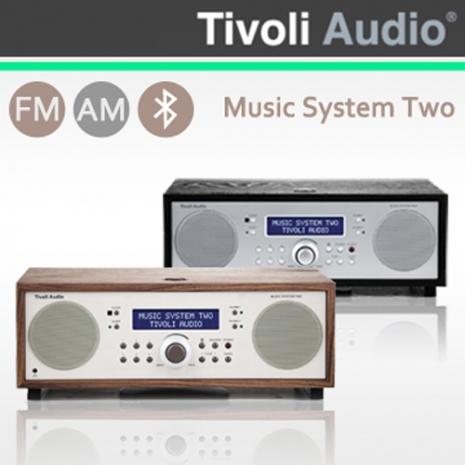 《Tivoli Audio》 藍牙鬧鐘收音機喇叭 Music System II