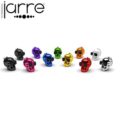 《JARRE》AeroSkull XS 骷髏造型高音質無線藍牙喇叭