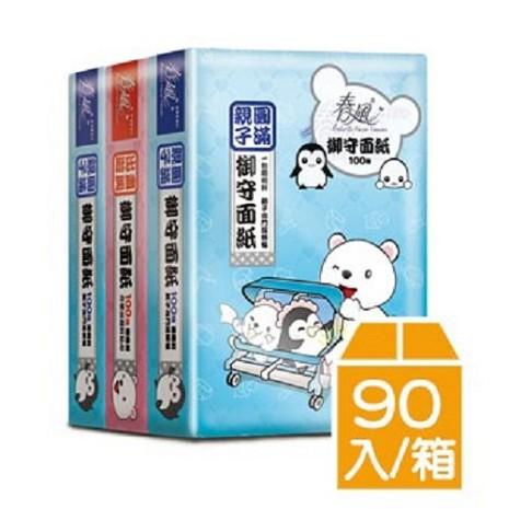 春風 御守旅行包面紙100抽×90包/箱