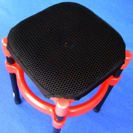 蜘蛛墊,椅墊片,適用:方椅,塑膠椅,工作椅,椅子-台灣製造