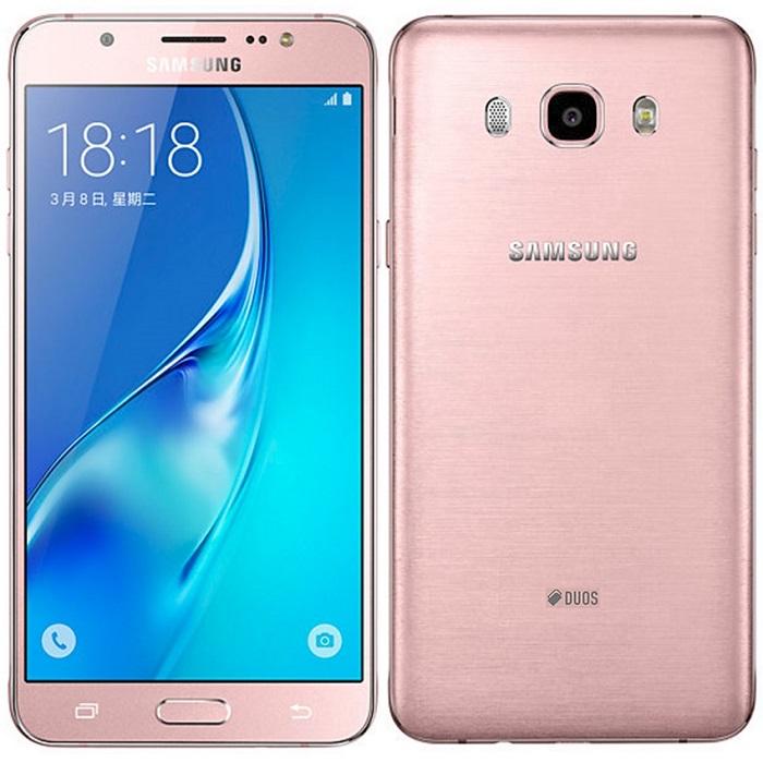 Samsung Galaxy J7 (2016) 粉色【拆封新品】
