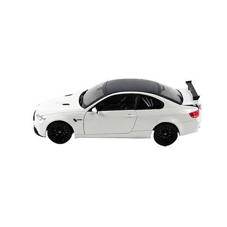 【KDW凱迪威】1:24 BMW M3 GTS(白色) 高仿真精裝合金模型車(授權)(651004)