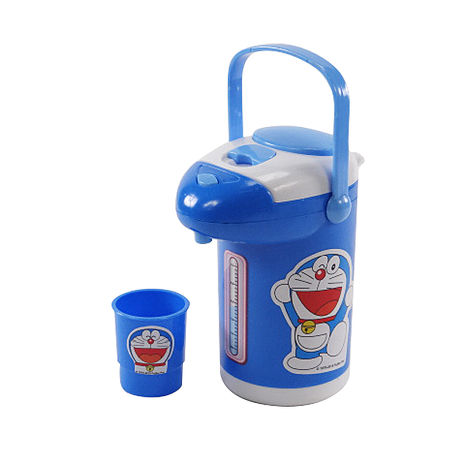 A夢仿真電動熱水瓶(真的會出水)(授權)(ST)