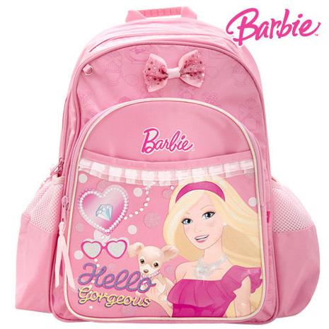 芭比Barbie PINK GIRL雙肩書包 (粉紅)