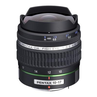PENTAX SMC DA FISH-EYE 10-17mm F3.5-4.5 ED IF【公司貨】★魚眼變焦鏡★