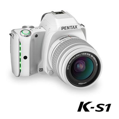 PENTAX K-S1+DAL18-55mm【公司貨】