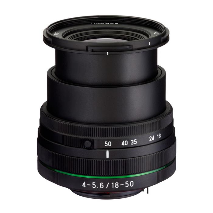 PENTAX HD DA 18-50mm F4-5.6 DC WR RE【公司貨】