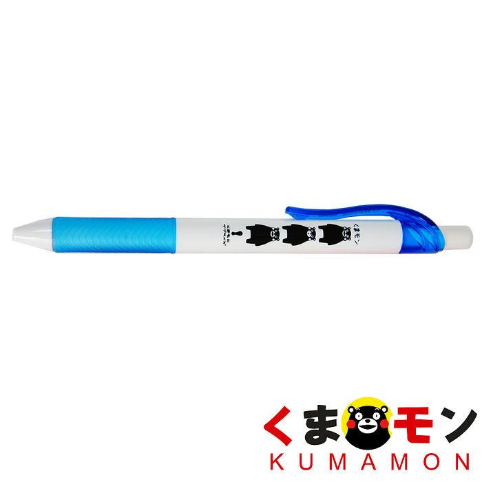 【酷ma萌 熊本熊 kumamon】PENTEL品牌 原子筆