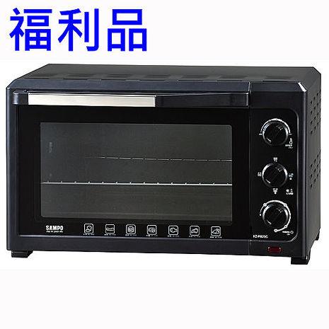超殺福利品【聲寶】23L電烤箱 KZ-PB23C