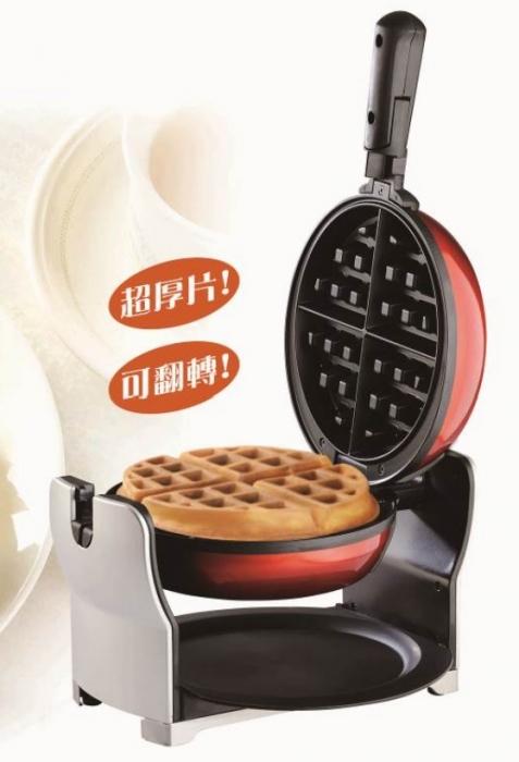 【TECO東元】超厚片翻轉鬆餅機XYFYA2901