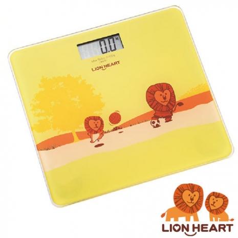 【獅子心 Lion】電子體重計 LBS-008