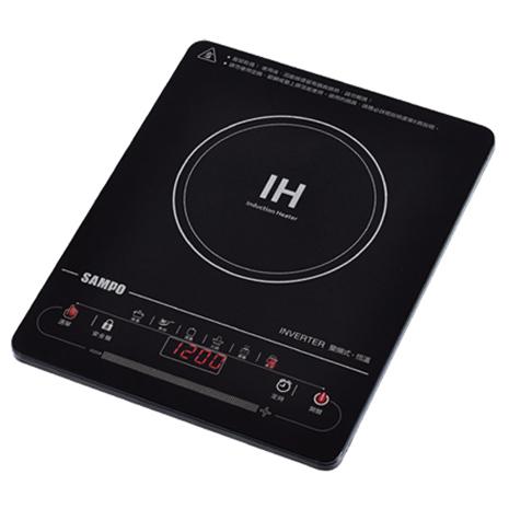 【聲寶】超薄觸控變頻電磁爐 (KM-SF12Q)