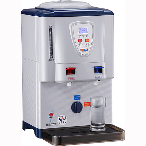 【東龍】6.7L溫度顯示溫熱開飲機 TE-1111