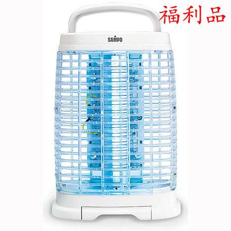 超殺福利品【聲寶】15W奈米銀捕蚊燈 ML-DF15S