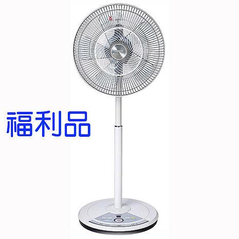 超殺福利品【聲寶】16吋ECO智能溫控DC節能風扇 SK-ZH16DR