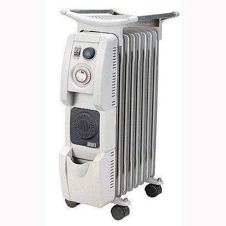 【勳風】 8 葉片恆溫陶瓷電暖爐 HF-2108