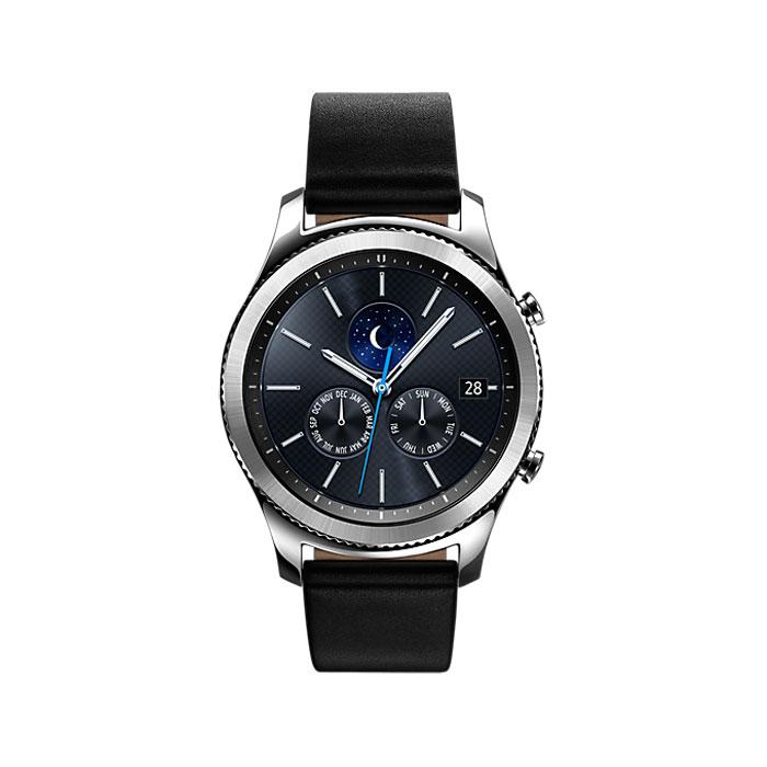 Samsung Gear S3 智慧手錶 品味家 - 銀色