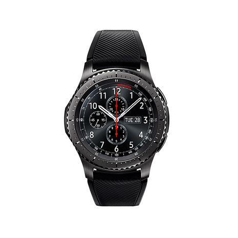 Samsung Gear S3 智慧手錶 冒險家 - 黑色