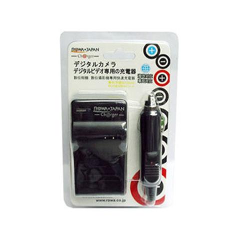 ROWA JAPAN for Panasonic DMW-BLH7E 車充充電器 for GM1 GM1s GM5 GF7 BLH7 BLH7E