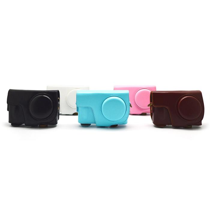 For Samsung NX mini 9mm 定焦鏡頭 餅乾鏡 短焦 相機皮套 相機包 保護套