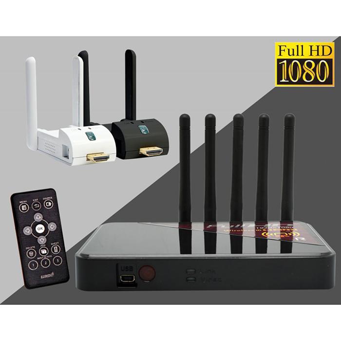 ROWA RW-5800 無線影音傳送器 無線影像傳輸 1080P 會議簡報 家庭數位生活