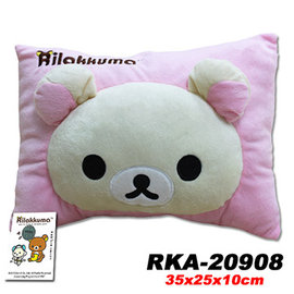Rilakkuma 拉拉熊抱枕(粉) RKA-20908