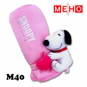 【預購】Snoopy 史奴比 排檔頭套 M40
