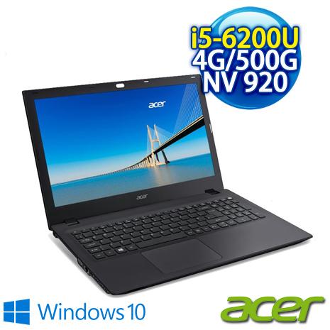 【買筆電送十二大好禮】ACER K50-10-57E8 (I5-6200U/4G/500G/NV 920 2G/15.6吋/Win10/NO DVD吋)