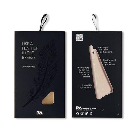 【Rolling Ave.】Ultra Slim Leather Case  iphone 6S plus / 6 plus  手感皮質護套
