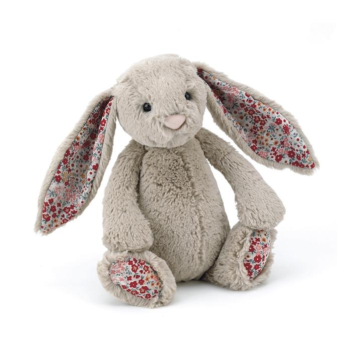 Jellycat Blossom Beige Bunny 兔 31cm