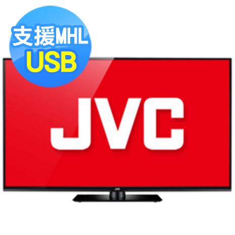 【JVC】32型 LED液晶顯示+視訊盒(J32D)