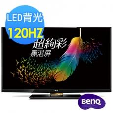 贈安裝+好禮【BENQ】55吋120Hz LED液晶顯示器+視訊盒(55RW6600)