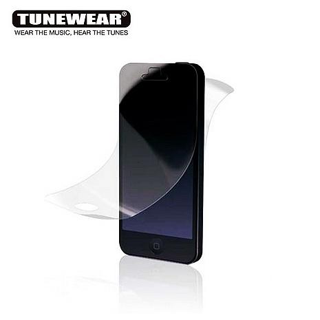 TUNEWEAR TUNEFILM iPhone SE/5S 抗炫霧面保護貼 (正+背面)