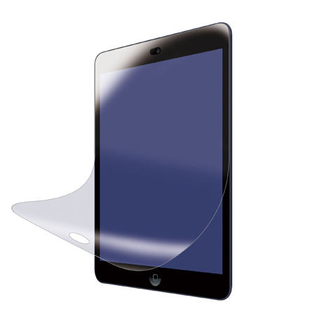 TUNEWEAR TUNEFILM iPad mini/mini 2/mini Retina/mini 3保護貼(亮面)
