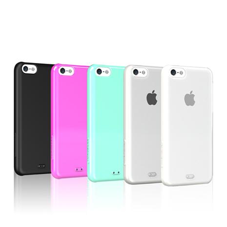 TUNEWEAR EGGSHELL iPhone 5C 超薄保護殼