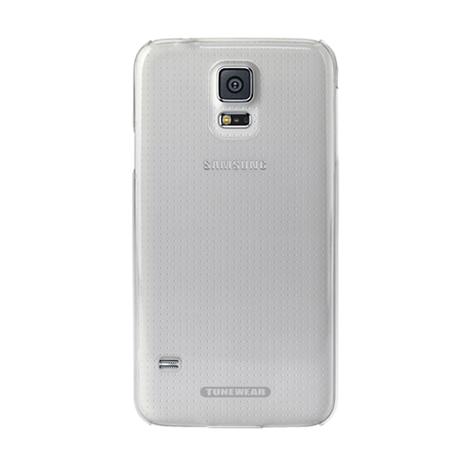 TUNEWEAR EGGSHELL Samsung Galaxy S5 抗刮保護殼-透明