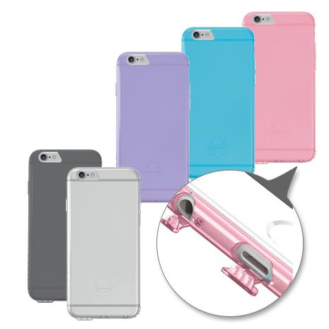 Tunewear Softshell iPhone6/6s (4.7吋)TPU保護殼