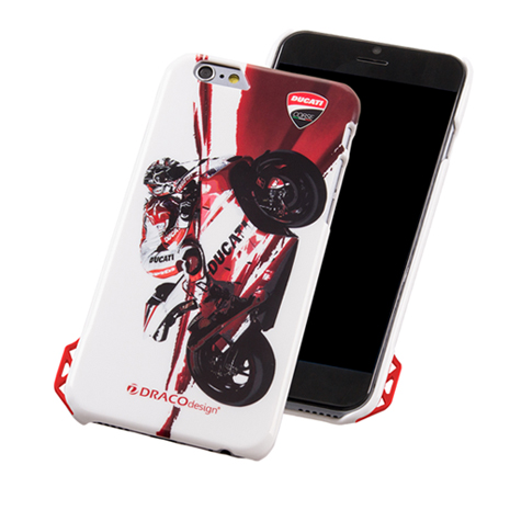 DRACOdesign x DUCATI iPhone 6 (4.7吋)聯名保護殼(Moto GP1)