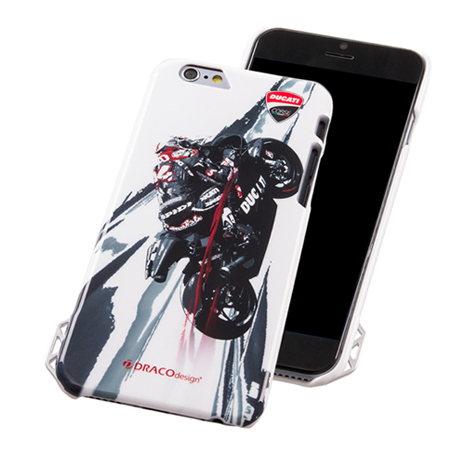 DRACOdesign x DUCATI iPhone 6 (4.7吋)聯名保護殼(Moto GP2)