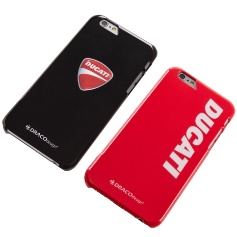 DRACOdesign x DUCATI iPhone 6 Plus(5.5吋)聯名超薄背蓋保護殼