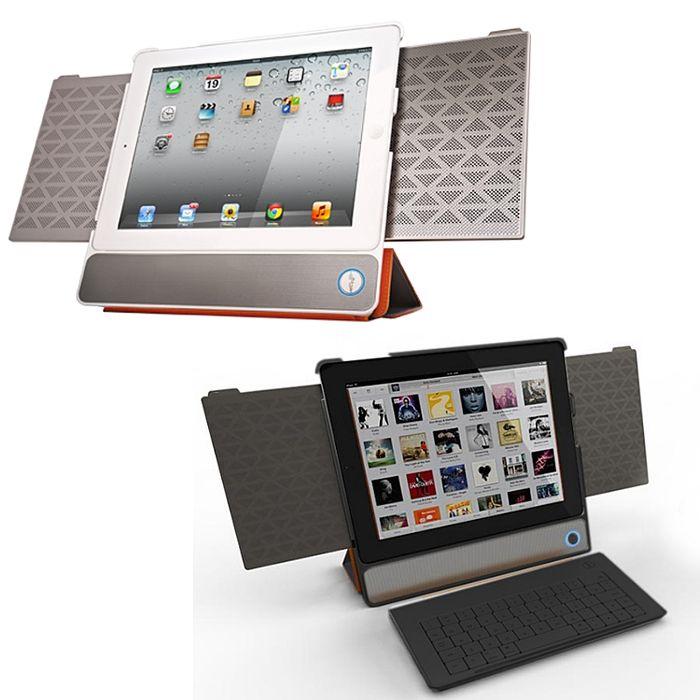 In2uit BOOMPACK 攜帶式iPad專用藍牙喇叭
