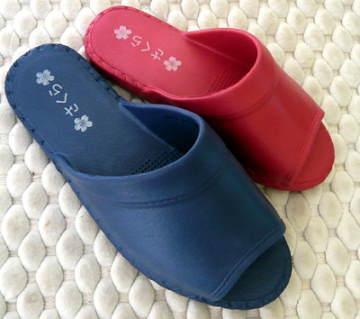 (e鞋院)日式輕量彈性室內拖鞋